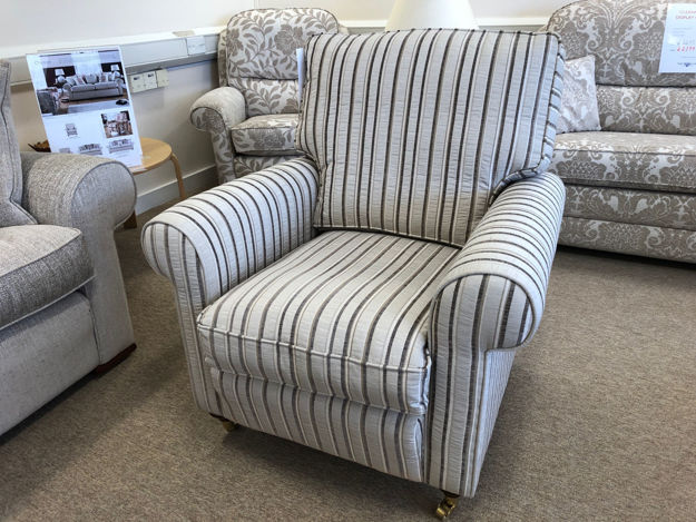 Picture of Oakworth Chair in Olympus Adana Alabaster