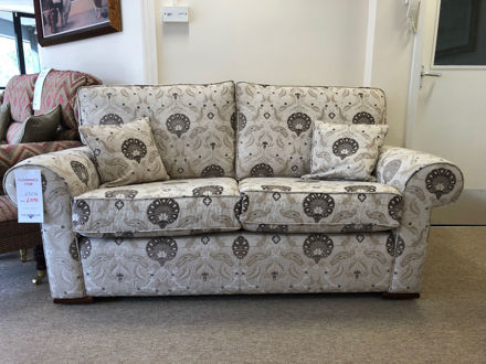Picture of Kendal 2.5 Seater in Olympos Ottoman Alabaster