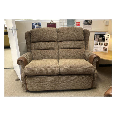 Picture of Harmony Small 2 Seater Sofa in Tess 71