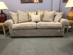 Picture of Chester 3 Seater in Crombie Mocha