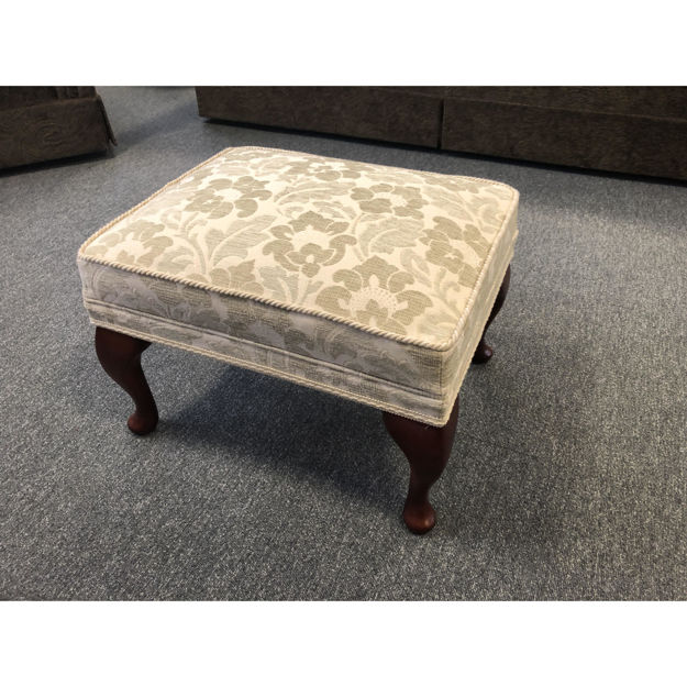 Picture of Occasional item - Belton Footstool in Amelia 23