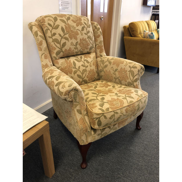 Picture of Lucca Chair in Ysolde EN19