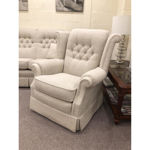Picture of Amalfi 3 seater Sofa, Gents Chair and Monza Chair in Bagatel 173702 Fabric