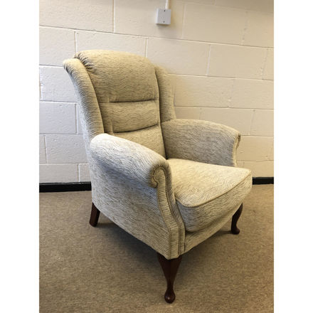 Picture of Erringden Chair in Ripple Honey Fabric
