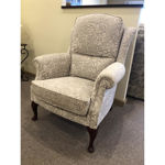 Picture of Seville 3 Seater Gents Sofa, Gents Chair and Albany Chair in Prato Col 10 Fabric