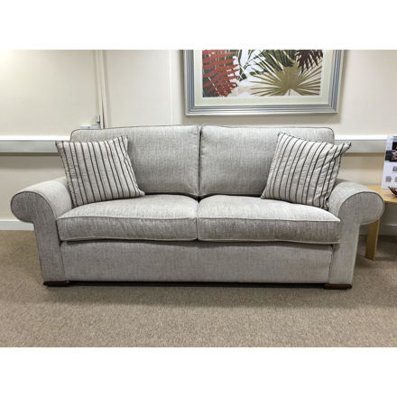 Picture of Kendal 3 Seater in Lotte Livorno Linen