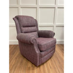 Picture of Langfield 3 seater Settee and Two Chairs in Malton Heather Fabric