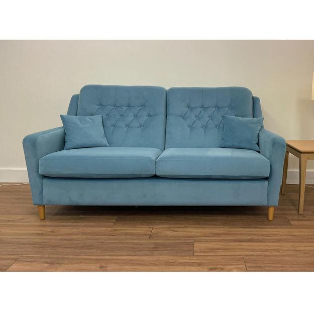 Picture of Sara 3 Seater Sofa in Bellagio-AC 321.